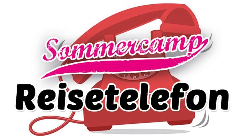 Reisetelefon für die Anreise zum Sommercamp