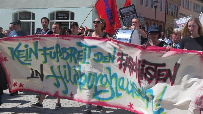 Brutale Morddrohungen gegen führende Repräsentanten der MLPD in einer neuen Welle faschistischen Terrors