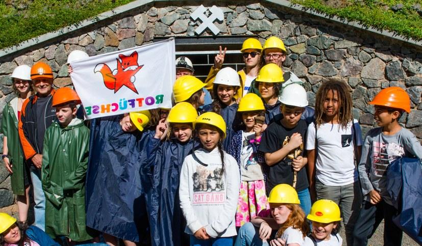 Die Zeichen stehen auf Bergarbeiter-Solidarität