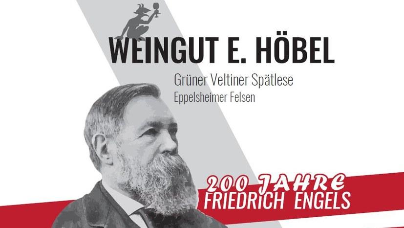 """""""Geistreiches"""" zu 200 Jahre Friedrich Engels"""