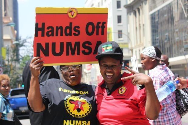 NUMSA bereitet sich auf Streiks in der Autoindustrie vor
