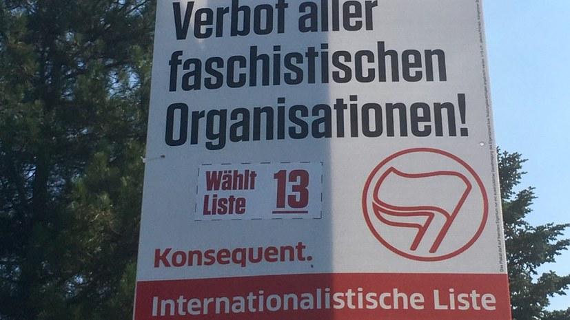 """Solidarität mit """"Stefan, Gabi, Lisa und Moni"""""""