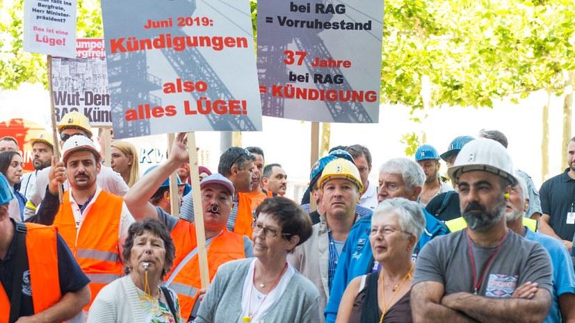Gewerkschaft stärken - oder aus Wut austreten?