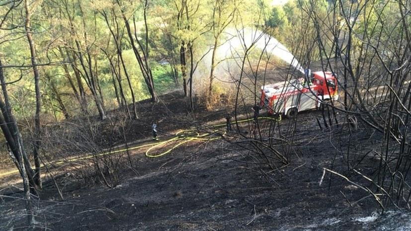 Gefährlicher Haldenbrand in Gladbeck - RAG unterdrückt sogar Aufklärung