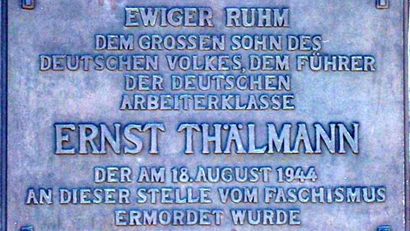 Stadt Weimar verbietet auch Kranzniederlegung