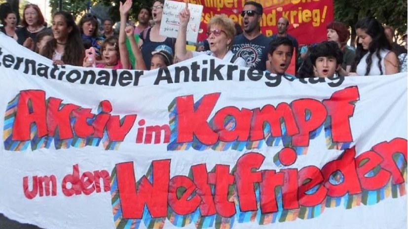 Am Antikriegstag für den Erhalt des Weltfriedens auf die Straße!