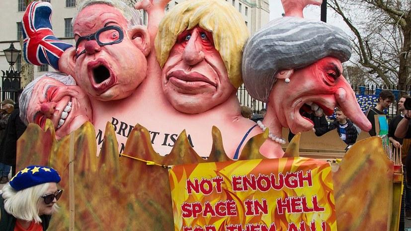 Britische Regierung vor neuer offenen Krise?