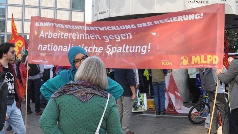 """Wie sich die AfD in Thüringen demagogisch als """"Protestpartei des Ostens"""" andient"""