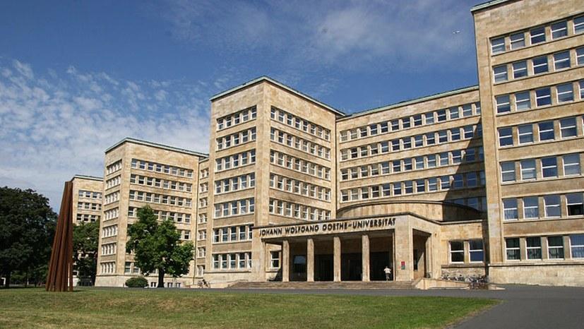 Antikommunistische Drohungen an der Goethe-Uni
