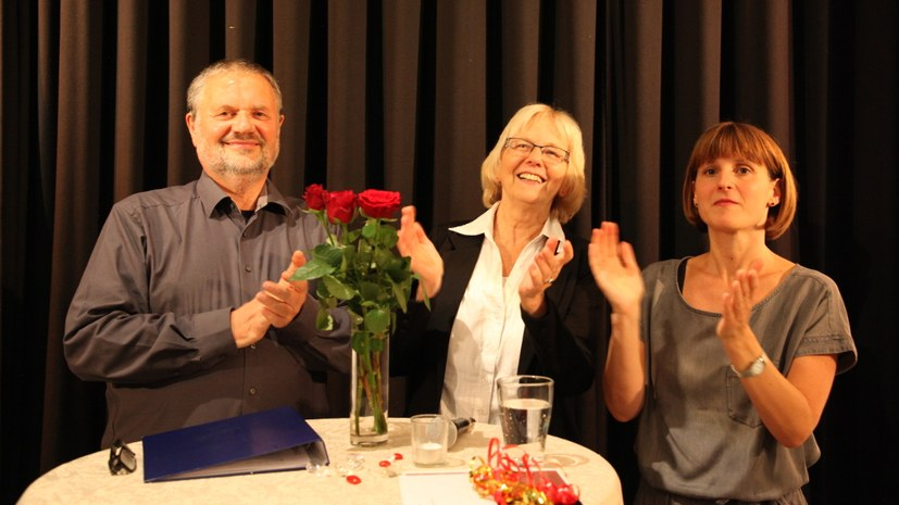 Monika Gärtner-Engel – seit 25 Jahren eine Schrittmacherin der MLPD-Arbeit