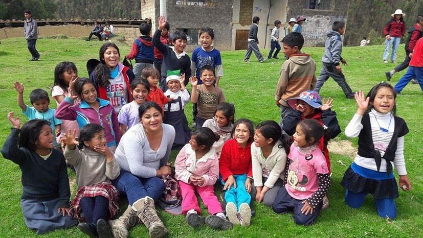 Courage Stuttgart freut sich auf die Gastfrauen aus Peru