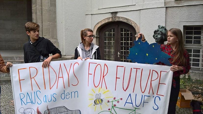 Erfolgreiche Mobilisierungs-Aktion für den 20. September