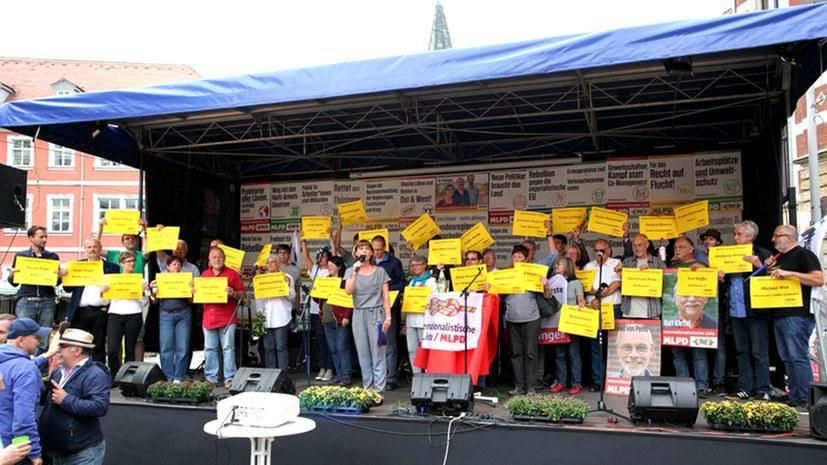 Internationalistisches Bündnis erstreitet #Höcke-Urteil