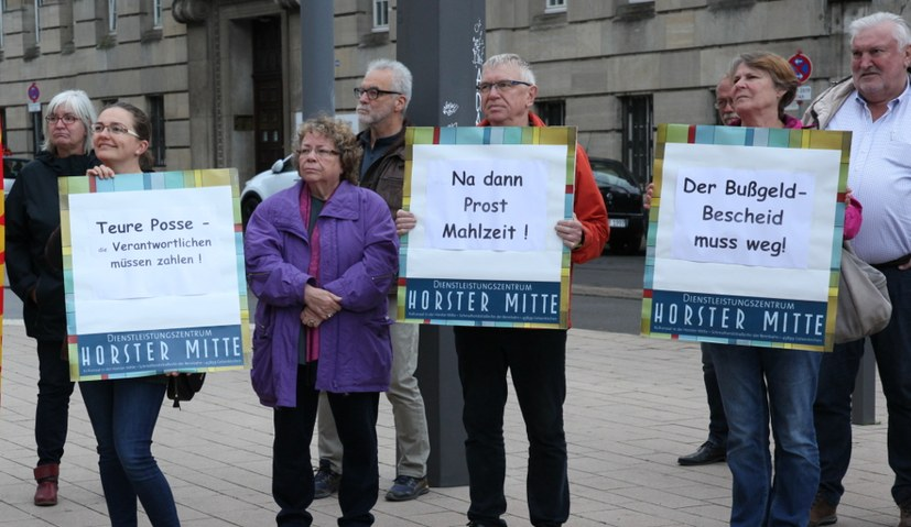 Stadt Gelsenkirchen holt sich erneut eine blutige Nase