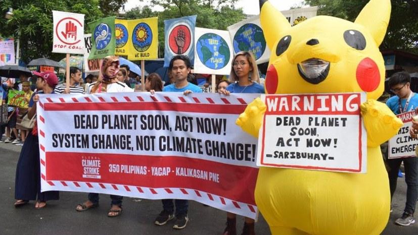 Umweltkampftag international: Aktionen rund um den Globus