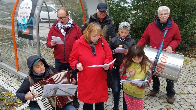 Einsatz bei den Kumpel in Unterbreizbach