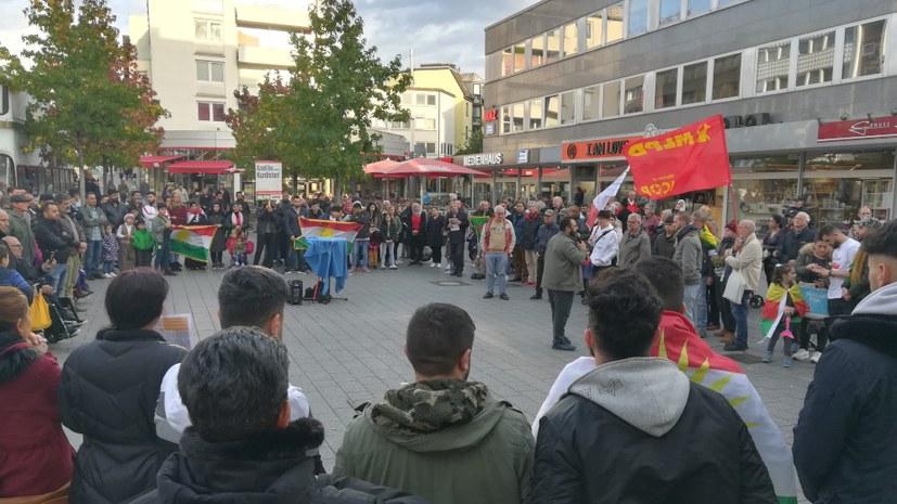 Erfolgreicher Tag X zum Kampf gegen den Überfall Erdogans auf Rojava