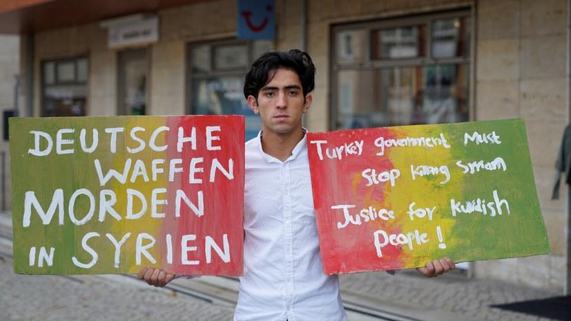 Hände Weg von Rojava! Ihr steht nicht alleine!