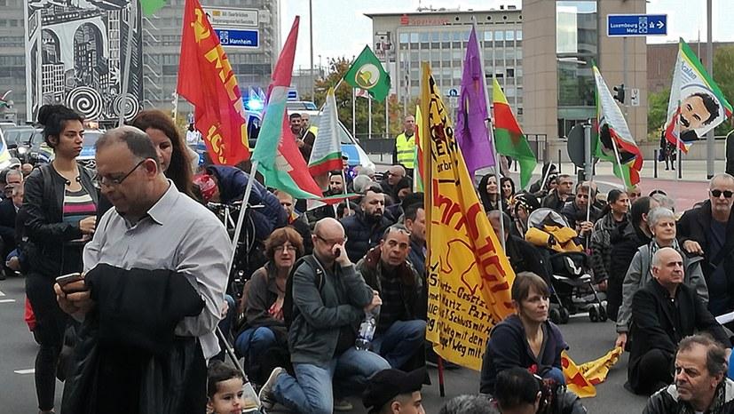 """""""Riseup4Rojava"""" - Aufstehen für Rojava!"""