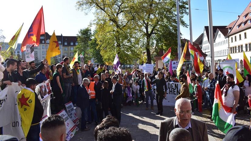 Verteidigt das Freiheitsmodell Rojava!