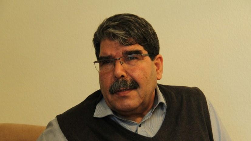Salih Muslim berichtet vom Abkommen mit syrischem Staat