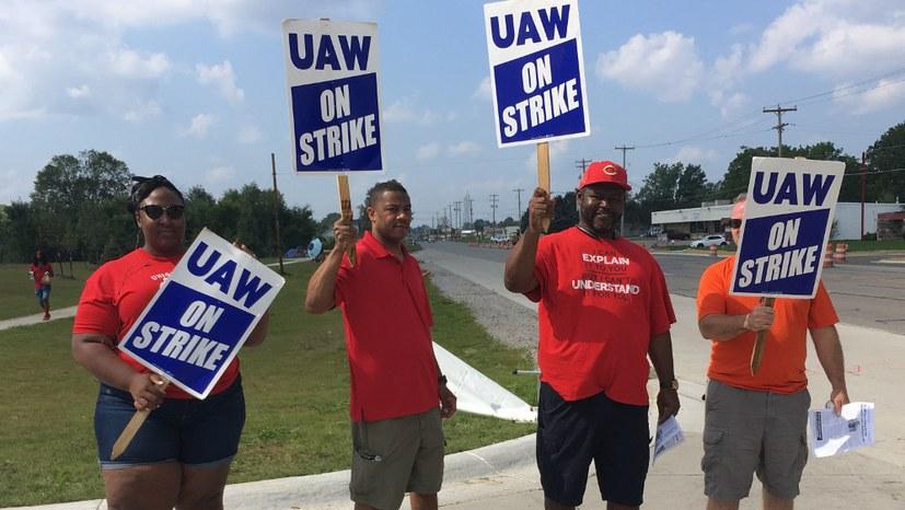 GM-Streik: Das Selbstbewusstsein der Arbeiter hat sich enorm entwickelt