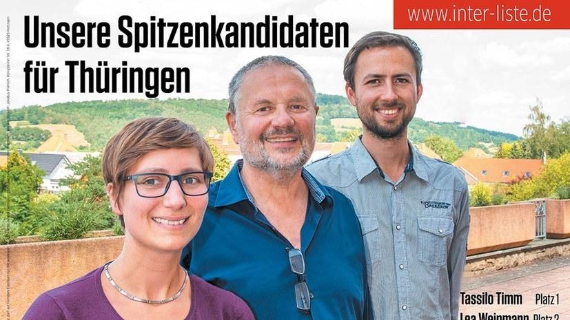 """""""Mediengruppe Thüringen"""" und Inlandsgeheimdienst fordern reinrassige Ur-Thüringer ..."""