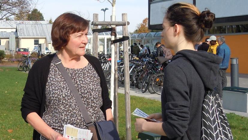Neue Politiker live in Ilmenau