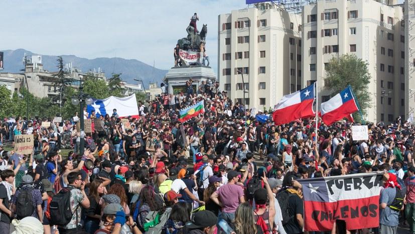"""Chile: """"Die Angst besiegt den Protest nicht mehr"""""""