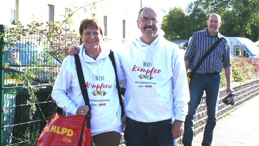 Peinliche Lehrstunde für zwei antikommunistische SPD-ler
