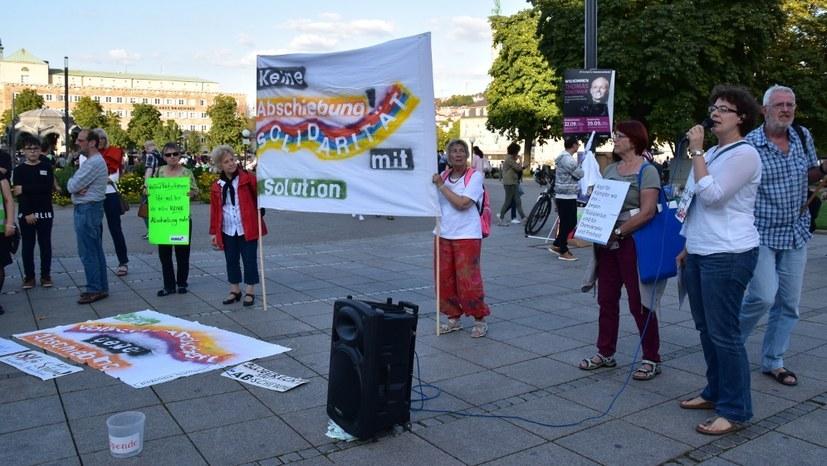 1. Flüchtlingspolitischer Kongress am 30. November in Stuttgart
