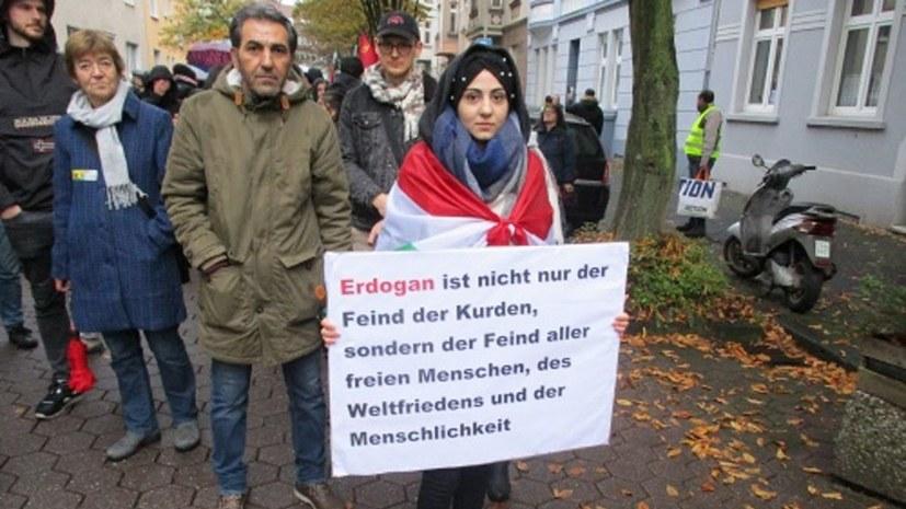 Zahlreiche Aktionen zum Welt-Kobanê-Tag