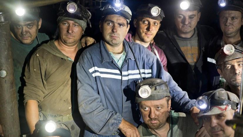 Sechster Streiktag in den Minen Parosani und Uricani im Schiltal