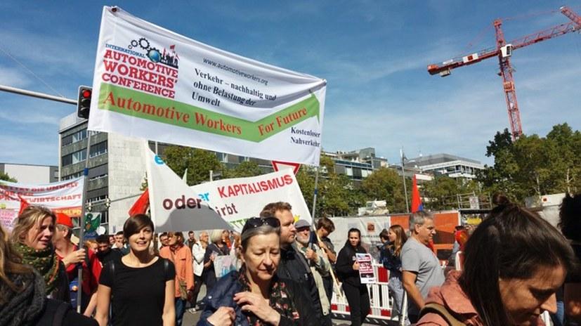 Es rumort bei Bosch, Conti, Mahle, ZF - IG Metall plant Protestaktion gegen Jobabbau