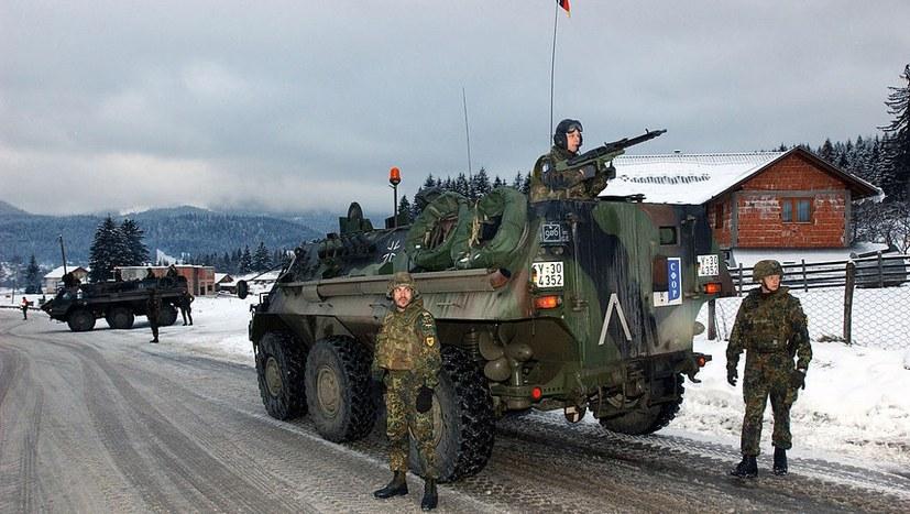 Kramp-Karrenbauer fordert Offensive des Militarismus und der Hochrüstung