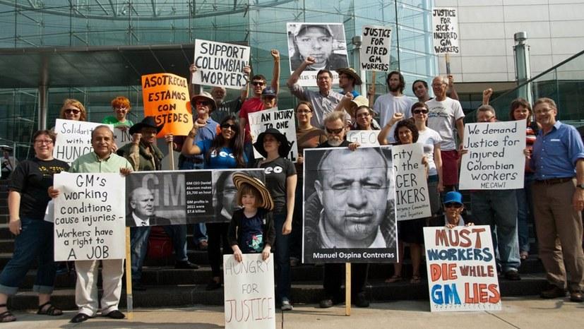 Streik der Automobilarbeiter und Klimaaktion am 20. September