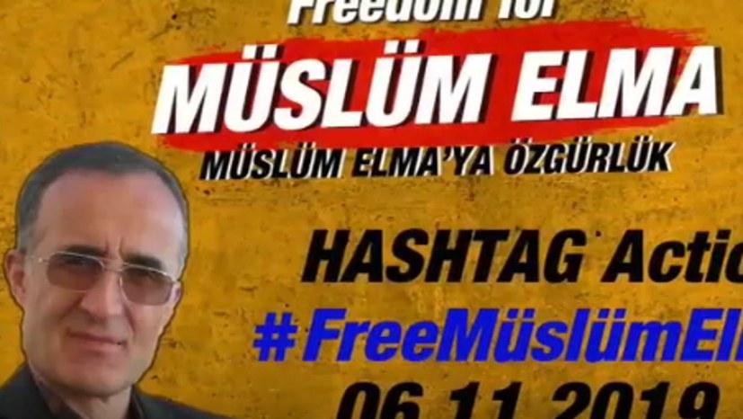 Freiheit für Müslüm Elma