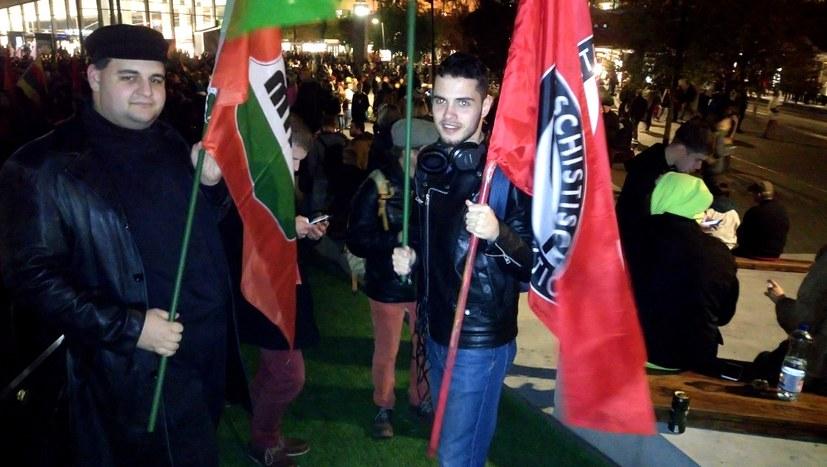 ICOR-Organisation MIKSZ protestiert gegen Erdoğan