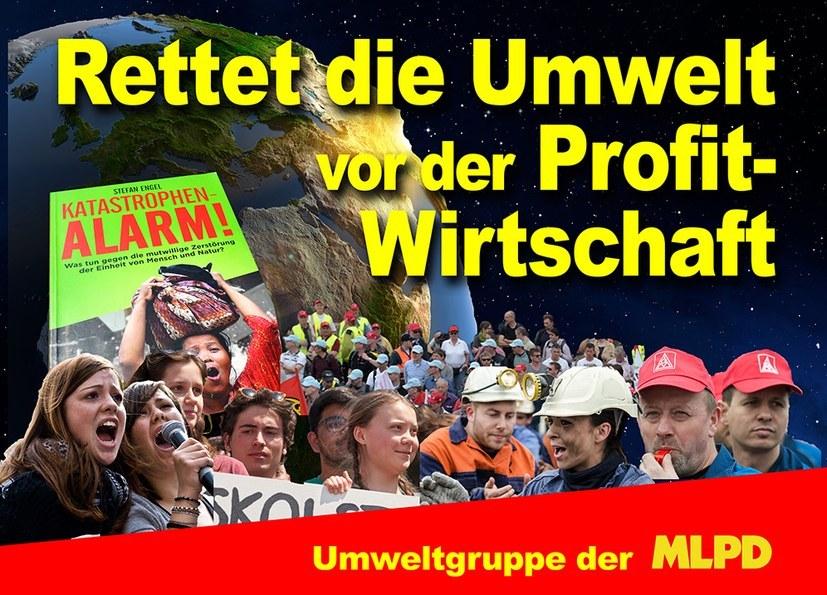 Jetzt bestellen: Transparent zum FFF-Global-Strike-Day am 29. November