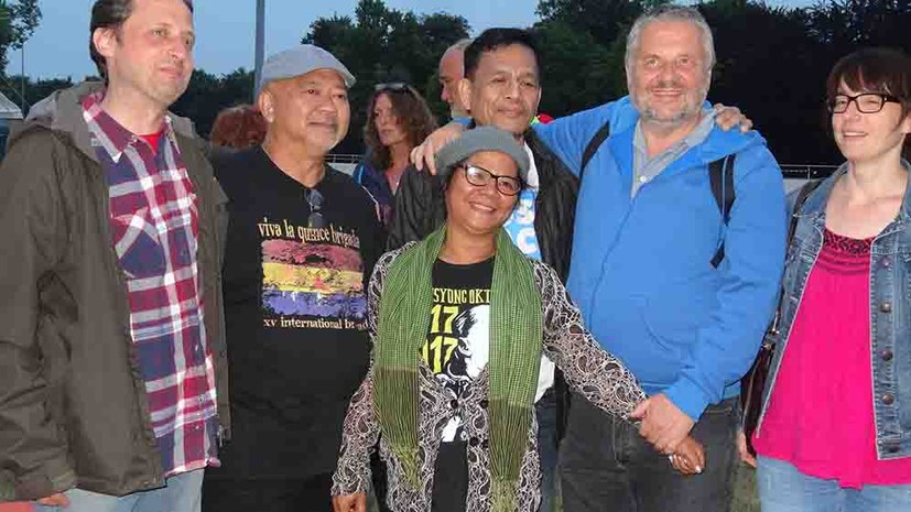 Solidaritätsgrüße der politischen Gefangenen an MLPD-Genossinnen und -Genossen