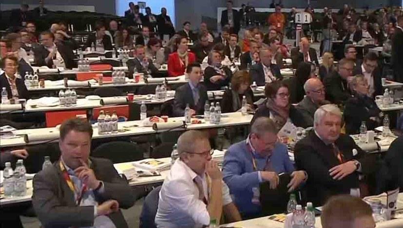 CDU-Parteitag: Offene Parteikrise gerade nochmal in den Griff bekommen