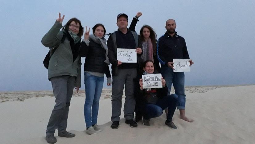"""Freiheit für Müslüm Elma"" ist lebendig"