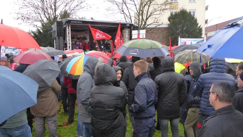 Betriebsübergreifender Aktionstag in der Region Schweinfurt