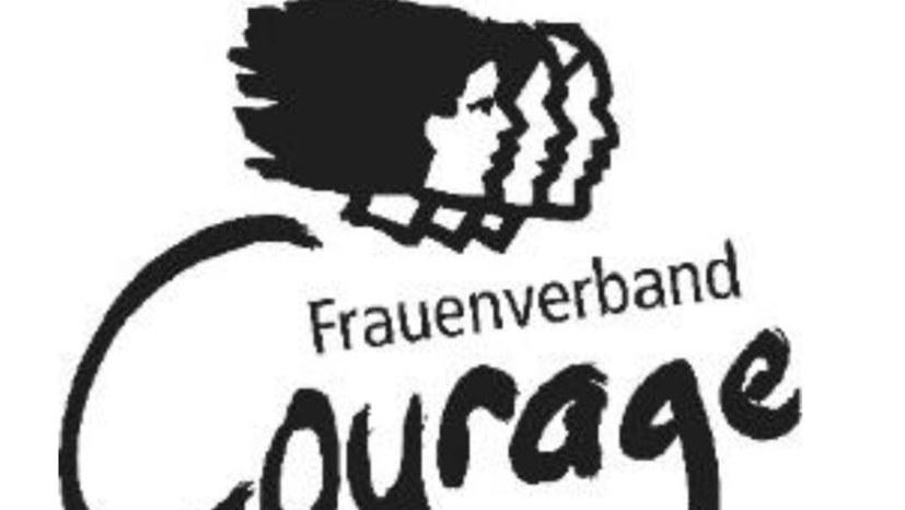 Pressemitteilung des Frauenverbands Courage