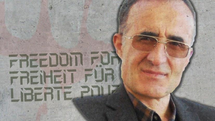 """Kundgebung und Demonstration """"Freiheit für Müslüm Elma"""""""