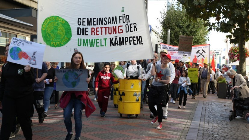 Pressespiegel zum ICOR-Umweltkampftag / Fridays for Future