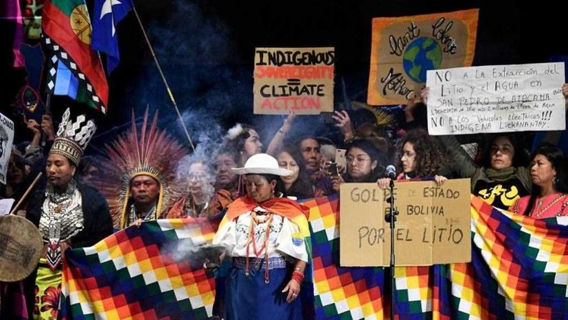 Offenbarungseid des imperialistischen Ökologismus
