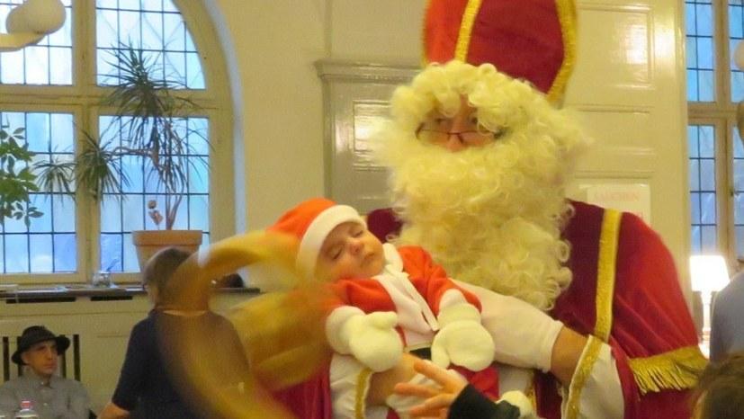 """Nikolausfeiern, die """"rocken"""""""