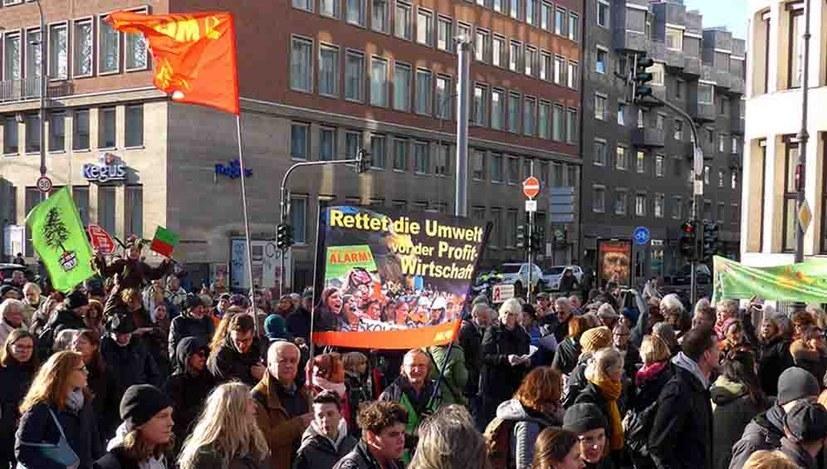 AfD-Landtagsfraktion in NRW diffamiert konsequente Umweltpartei MLPD