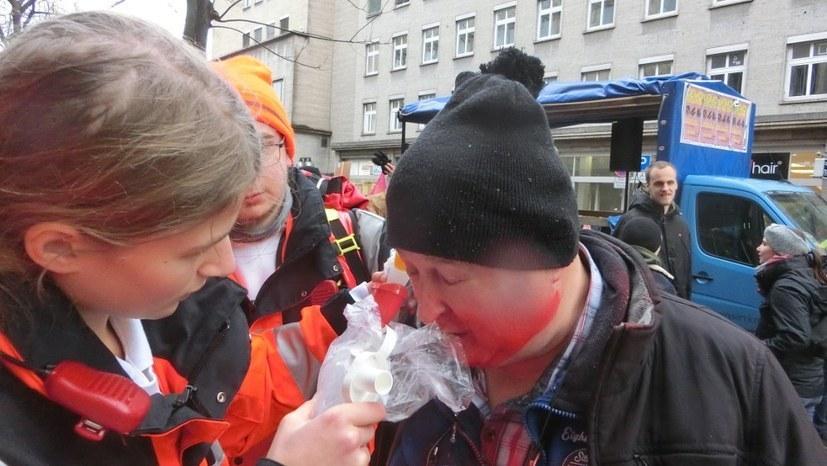 Joachim Struzyna bedankt sich für die vielfältige Solidarität